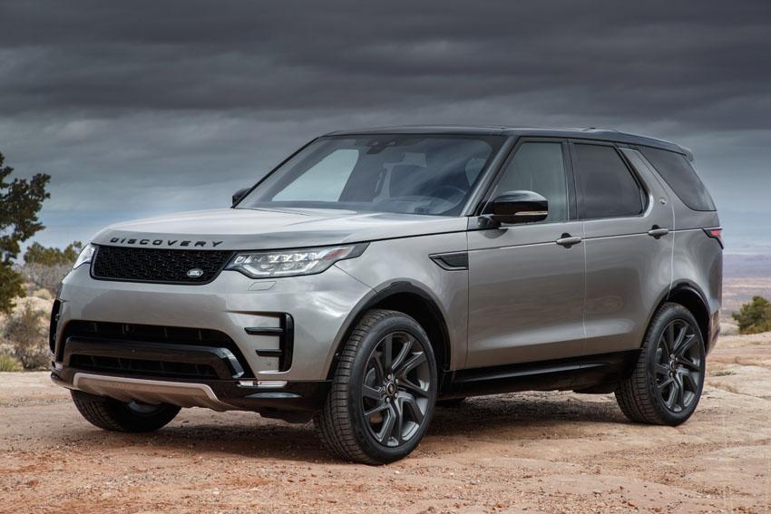 Land Rover nâng cấp động cơ và công nghệ cho phiên bản Discovery 2019