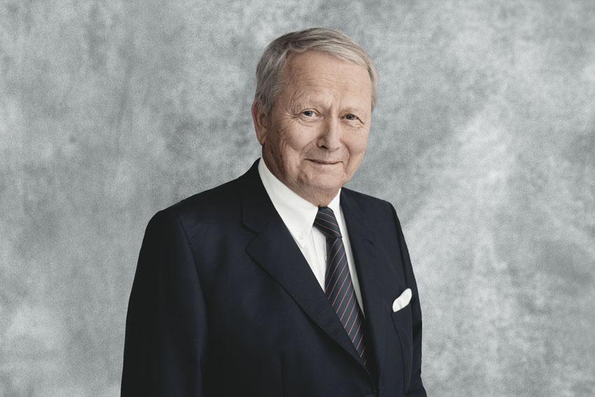 Wolfgang Porsche - Người tạo nên tên tuổi thương hiệu Porsche