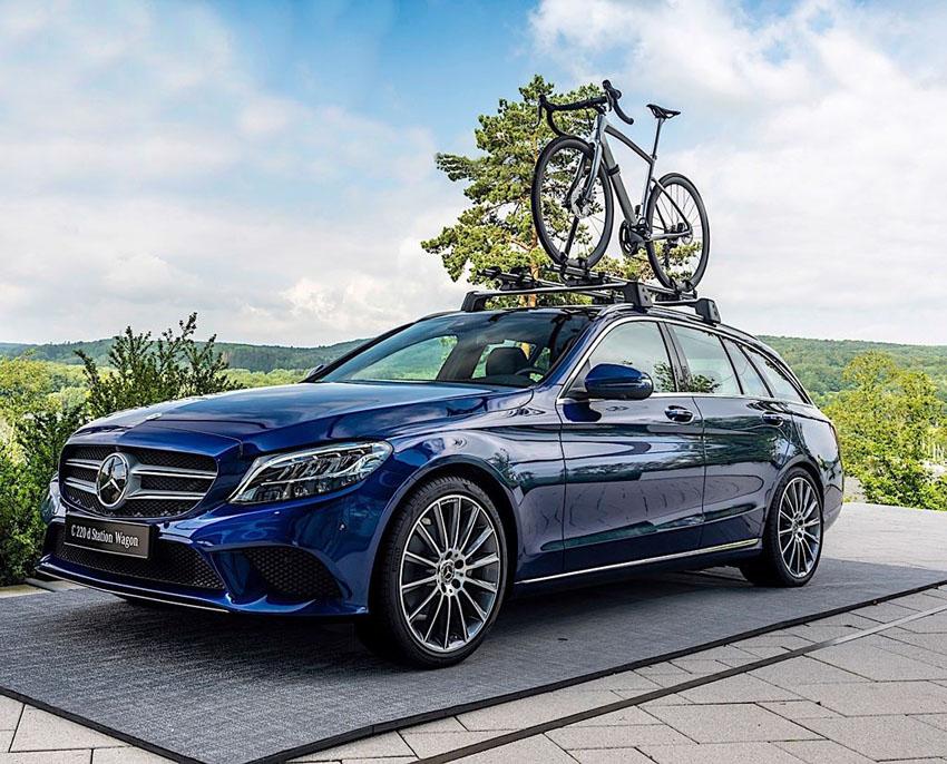 Cận cảnh mẫu xe đạp đường dài cao cấp Mercedes Style Endurance