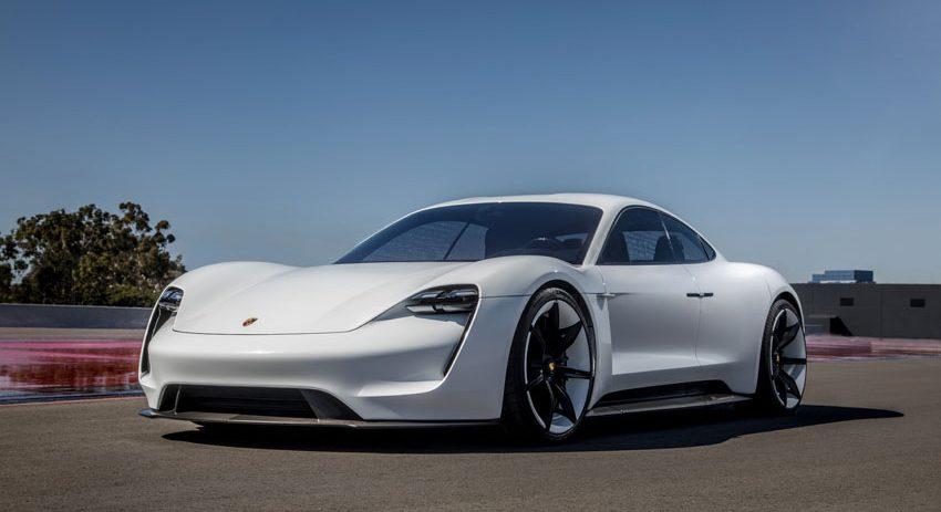 Porsche công bố tên gọi của dòng xe điện thể thao đầu tiên mang tên Taycan