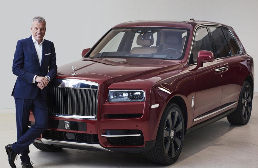 Rolls-Royce công bố vẫn trên đà phát triển vững mạnh