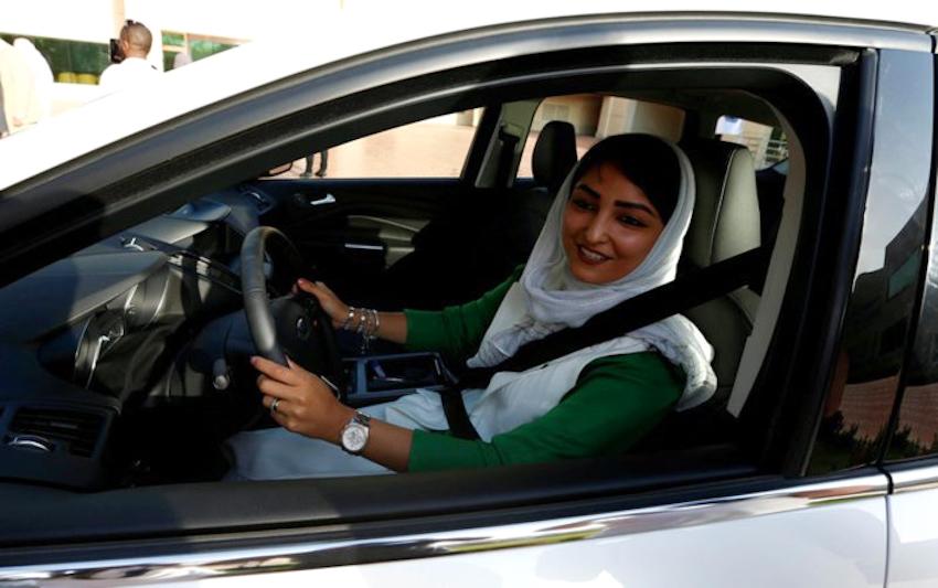 Ả Rập Saudi chính thức cho phép phụ nữ lái xe sau lệnh cấm kéo dài nhiều thập niên