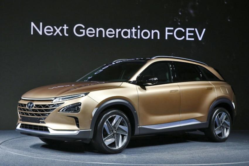Audi và Hyundai hợp tác phát triển công nghệ xe pin nhiên liệu FCEV