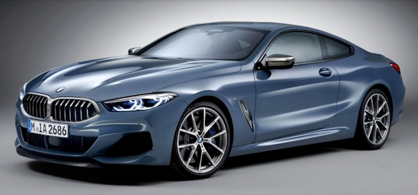 Thiết kế BMW 8 Series khác biệt với 6 Series như thế nào