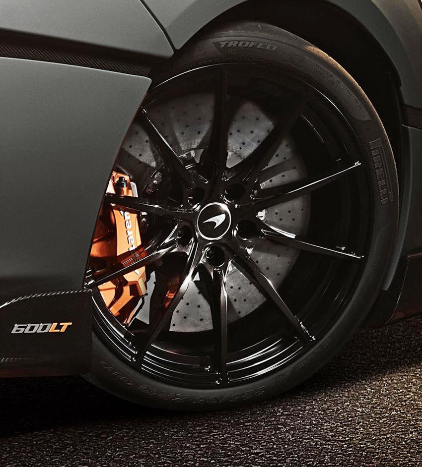 """Siêu phẩm McLaren 600LT """"Longtail"""" lộ diện, sản xuất số lượng giới hạn"""