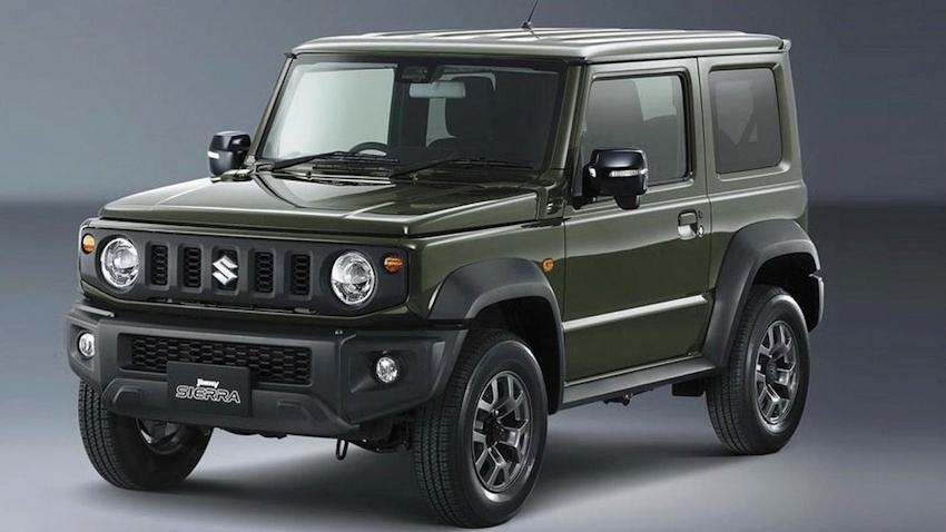 Suzuki chính thức tung ảnh Jimny 2019, dự kiến ra mắt vào ngày 5-7