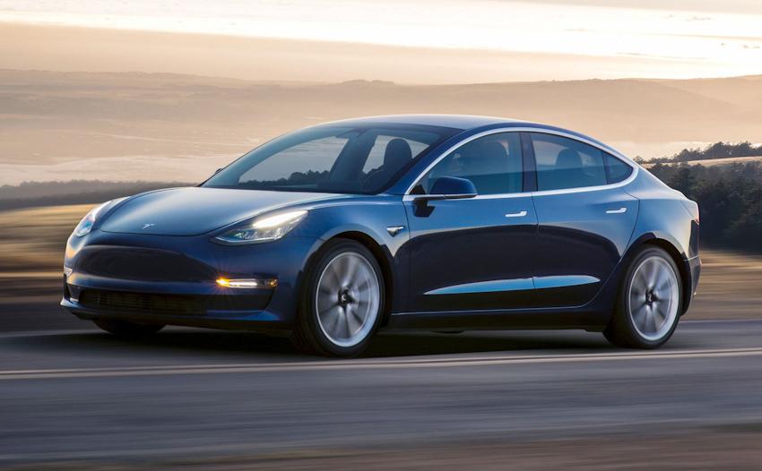 Tesla tăng tốc sản xuất Model 3 lên 3.500 chiếc/ tuần, đặt mục tiêu 5.000 chiếc/ tuần