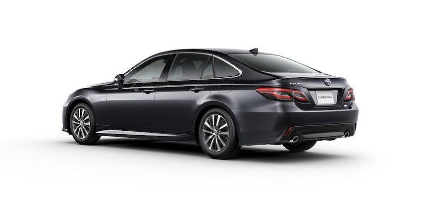Sedan cao cấp Toyota Crown 2018 chính thức ra mắt, giá khởi điểm từ 963 triệu