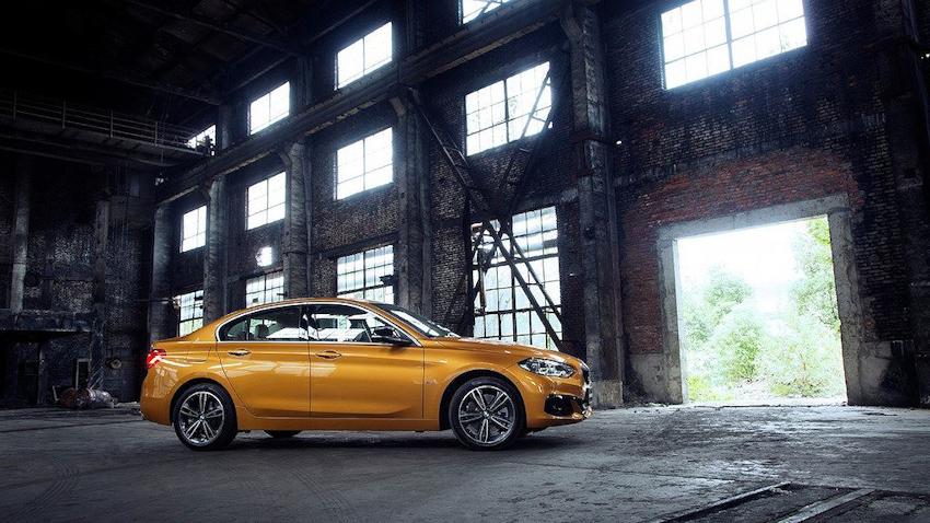 Sedan hạng sang BMW 1 Series ra thế giới, giá chỉ từ 564,3 triệu