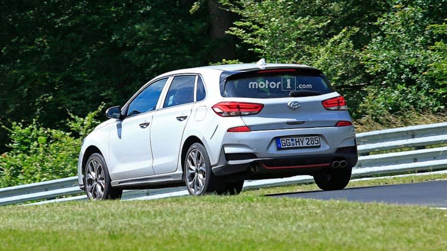 Hyundai i30 thể thao hơn với phiên bản N-Line