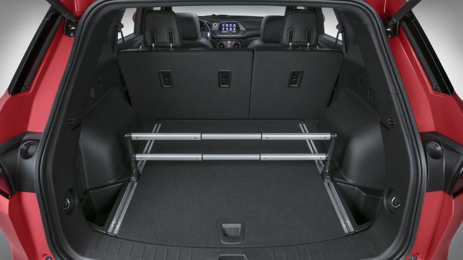 Chevrolet Blazer 2019 lộ diện: ngoại hình đậm chất thể thao, động cơ V6 300 mã lực