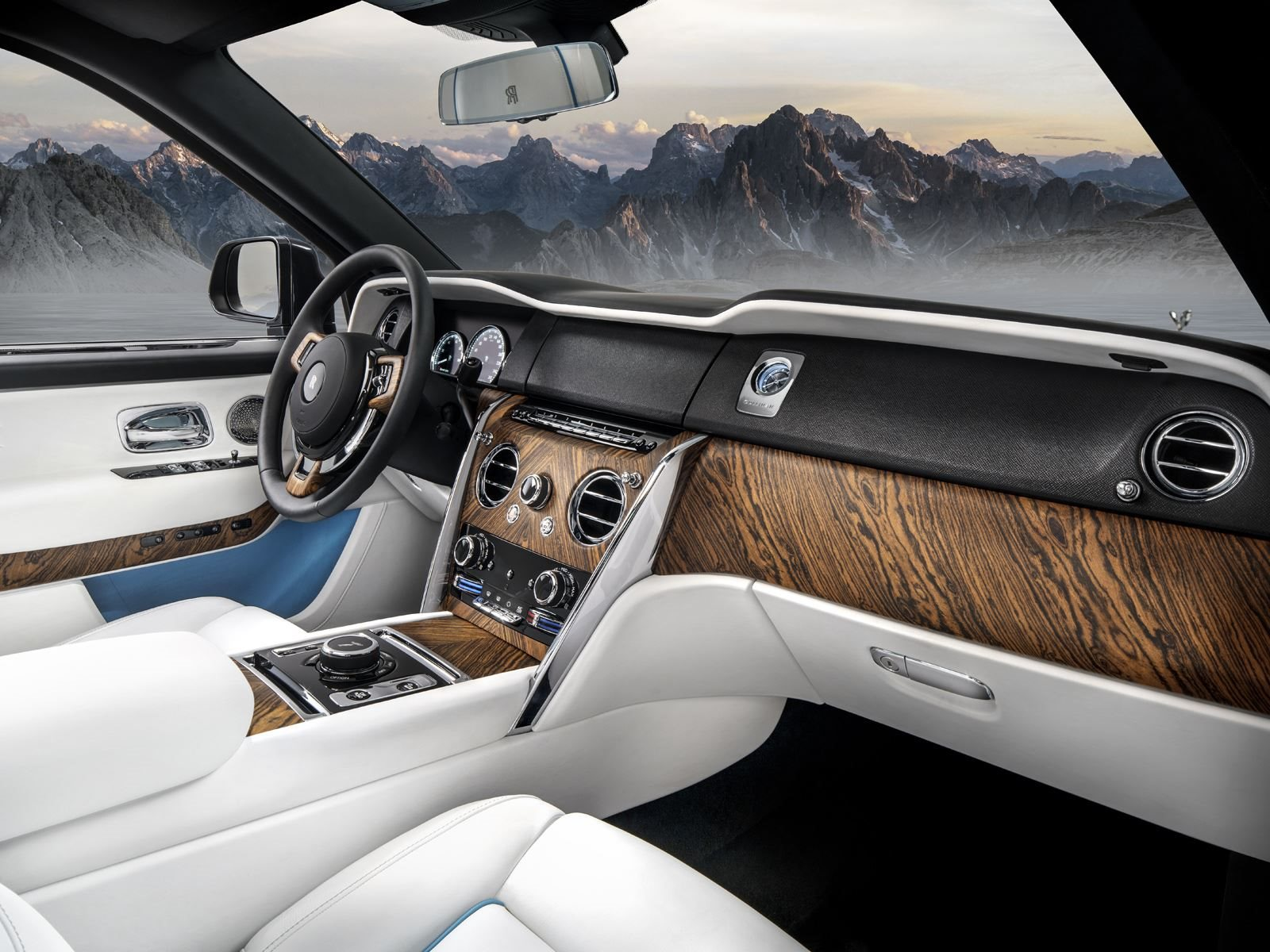 10 dieu co the ban chua biet ve 'sieu SUV' Rolls-Royce Cullinan