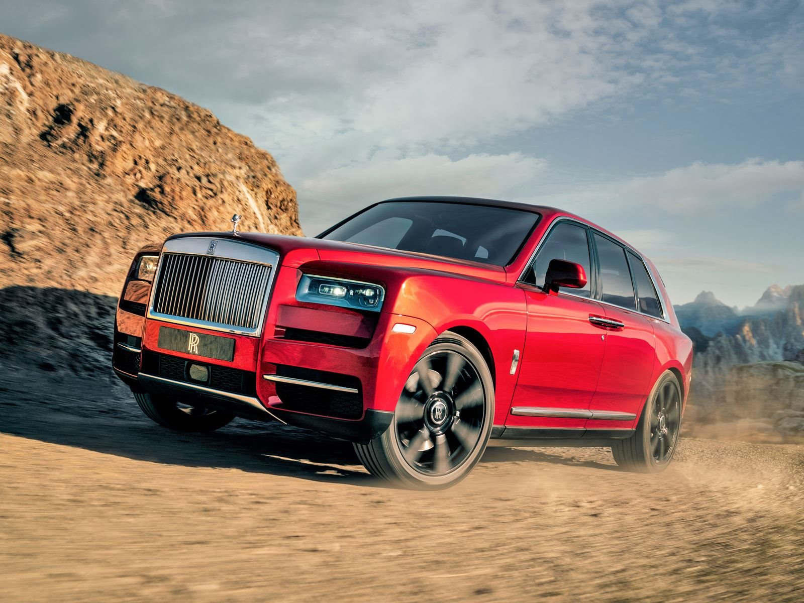 10 dieu co the ban chua biet ve 'sieu SUV' Rolls-Royce Cullinan