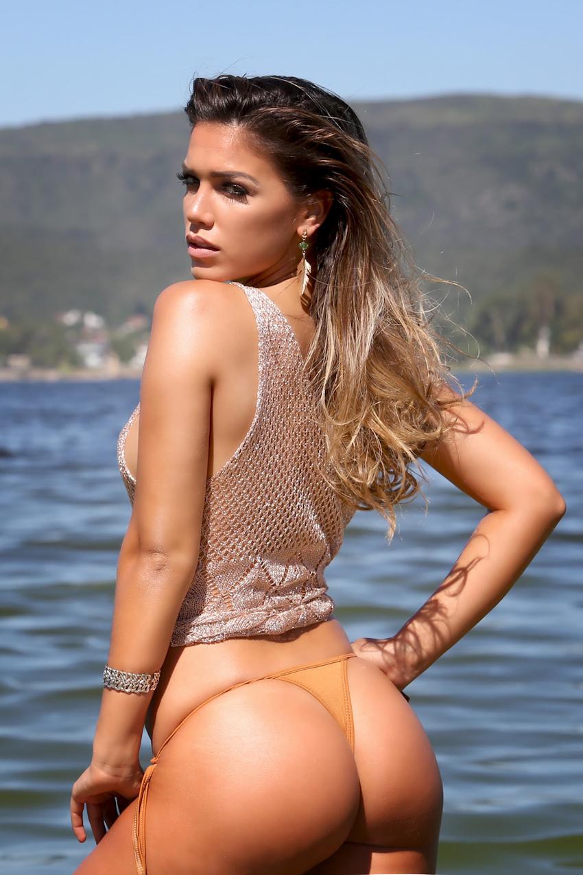 Rocio Robles - Người đẹp từng khiến tuyển Argentina lao đao