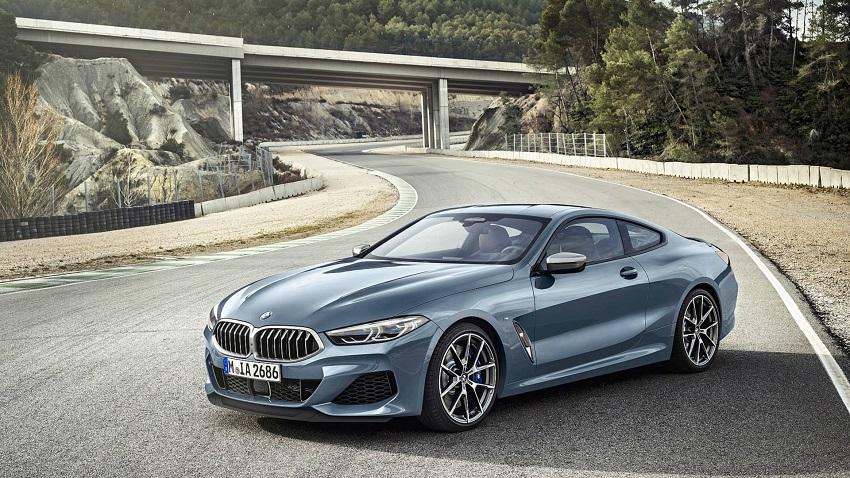 BMW 8-Series 2019 Lịch lãm và Sang trọng chính thức được trình làng