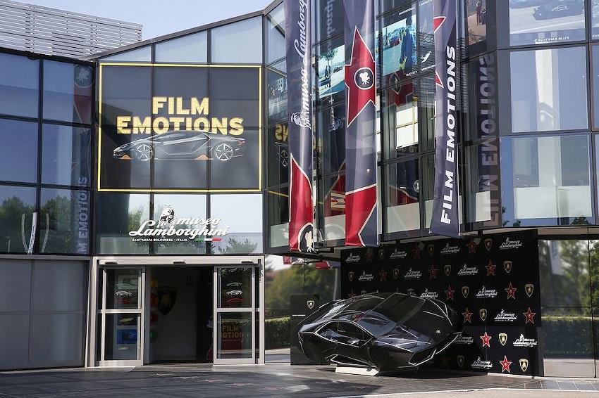 Những dòng siêu xe Lamborghini kinh điển trong các siêu phẩm điện ảnh