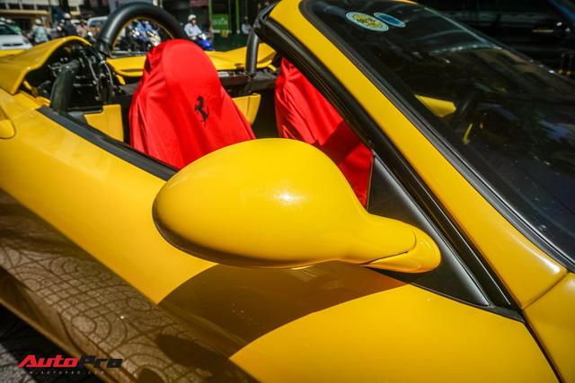 """Hàng hiếm Ferrari F360 Spider """"hồi sinh"""" dưới bàn tay dân chơi siêu xe Sài Gòn"""