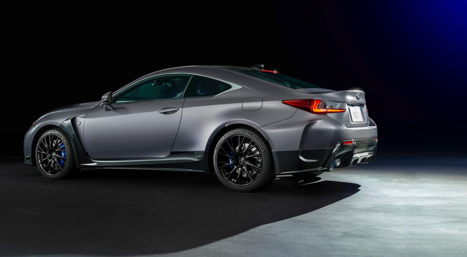 Lexus GS F và RC F 2019 phiên bản giới hạn kỷ niệm 10 năm F-Performance