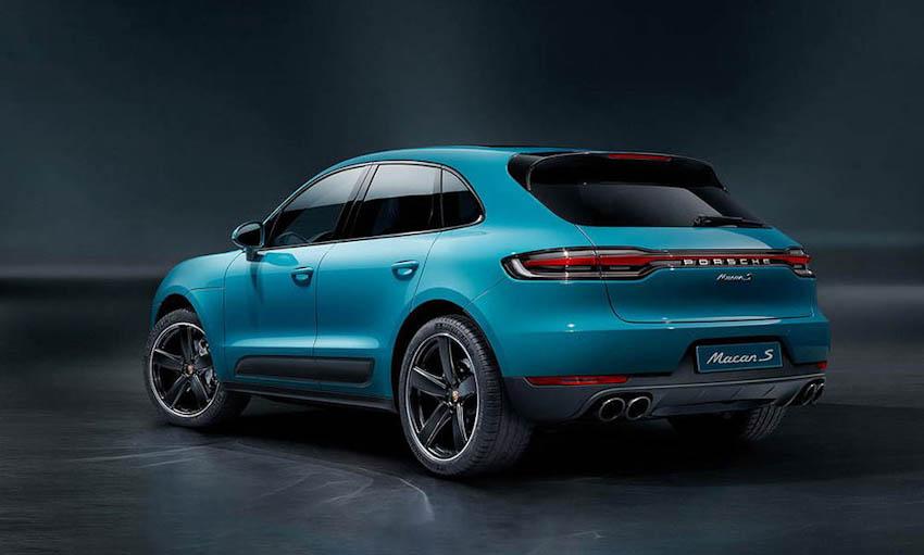 Porsche Macan S 2019 2