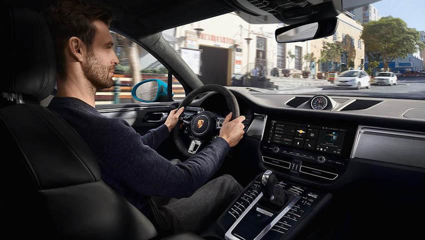 Porsche Macan S 2019 4