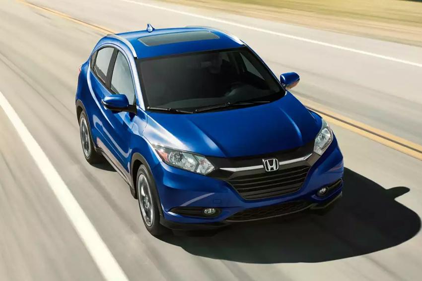 Honda HR-V 2018 sẽ được nhập khẩu nguyên chiếc từ Thái Lan