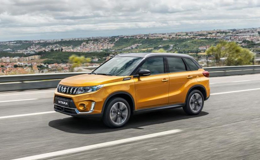 mẫu xe Crossover Suzuki Vitara 2019