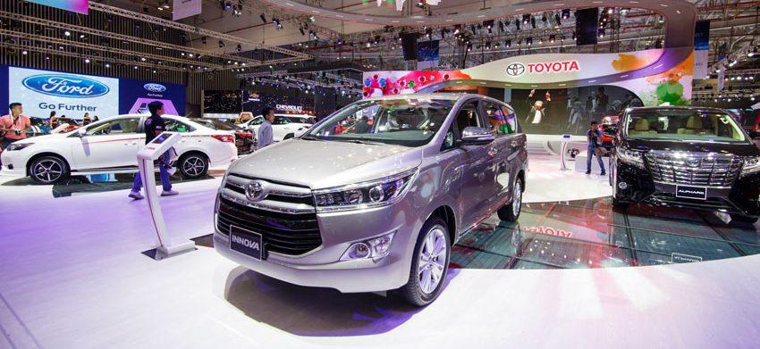 Toyota Việt Nam công bố kết quả kinh doanh 6 tháng đầu năm 2018
