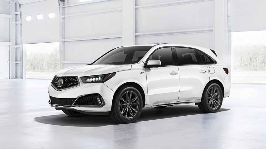 Acura MDX 2019 ra mắt, nội thất thêm sang trọng, thêm phiên bản thể thao
