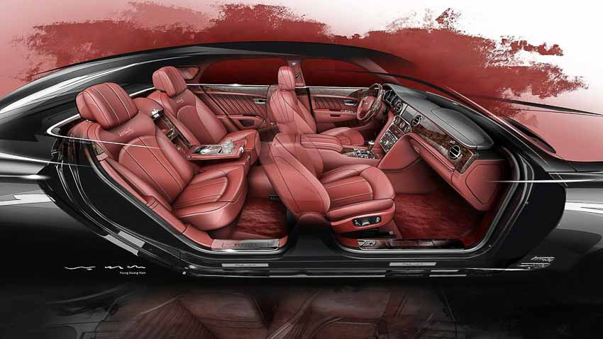 Vén màn siêu phẩm Bentley Mulsanne W.O. Edition, phiên bản kỷ niệm 100 năm