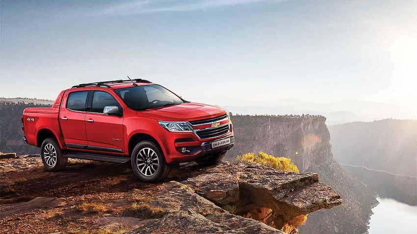 Chevrolet Colorado bổ sung thêm động cơ 2.5L VGT và phiên bản mới