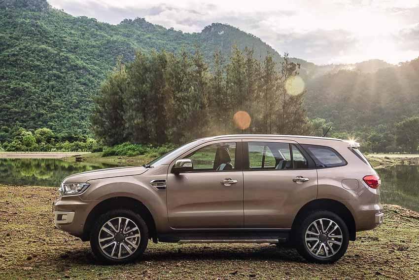Ford Everest 2018 cập bến Đông Nam Á, giá khởi điểm từ 900 triệu