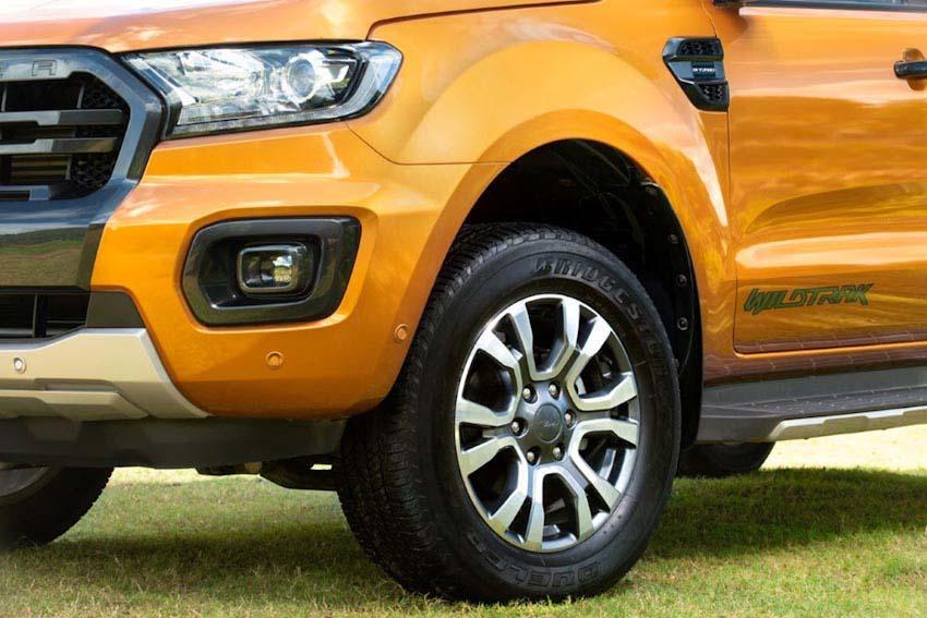 Ford Ranger 2019 bản facelift giá từ 17.640 USD tại Thái Lan