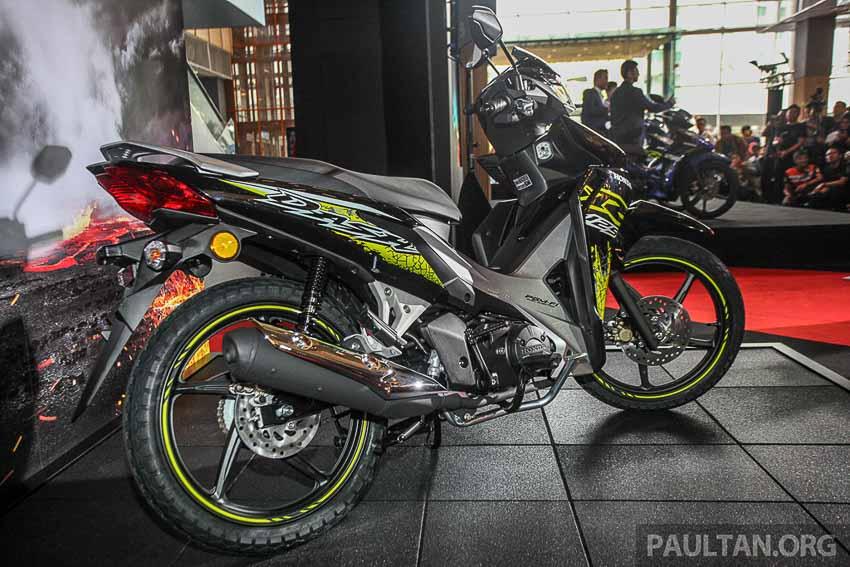Honda Dash 2018 ra mắt tại Malaysia, giá từ 1.480 USD