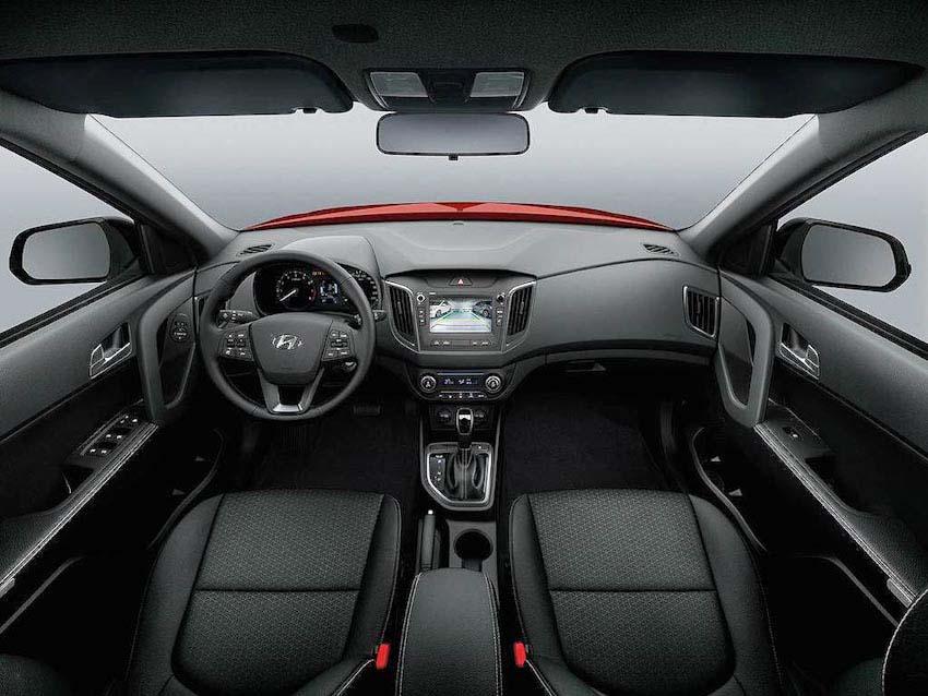 Hyundai Creta Sport phiên bản thể thao ra mắt, giá từ 594,5 triệu