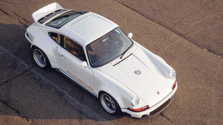 Porsche 911 hoàn hảo với bản độ từ nhà Singer Vehicle Design, giá lên đến 1,8 triệu USD