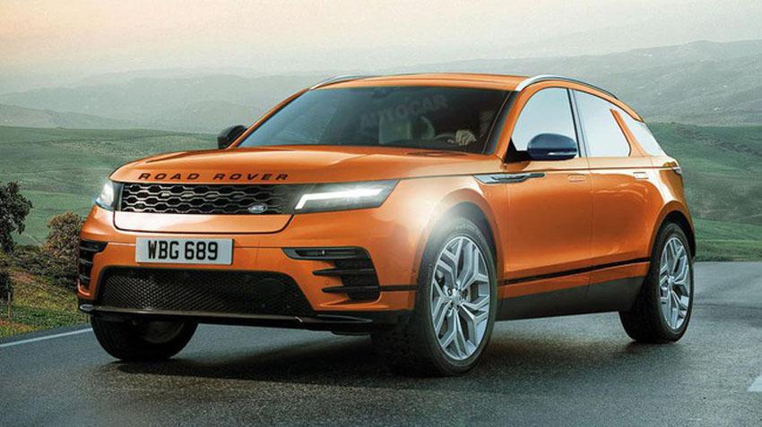 Road Rover - SUV điện cỡ lớn hạng sang đầu tiên của Land Rover
