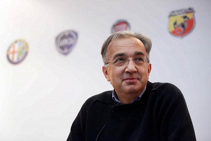 Sergio Marchionne - người vực dậy đế chế Fiat-Chrysler
