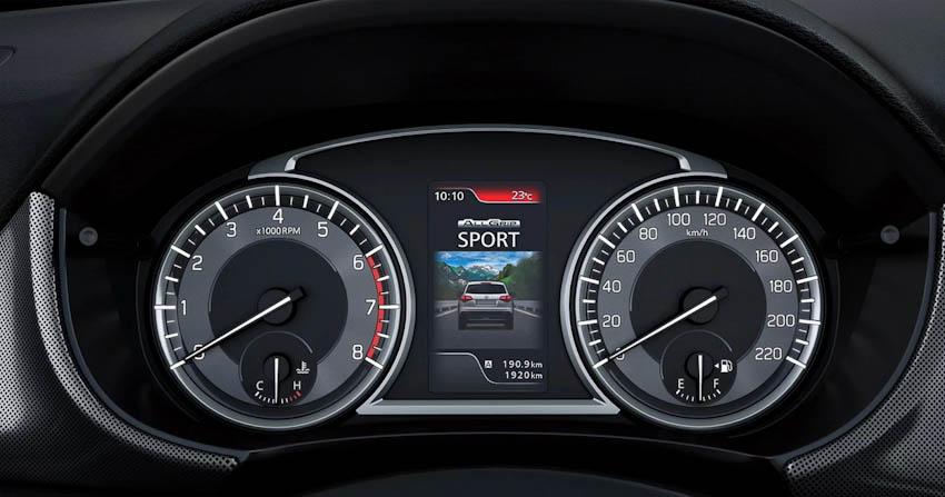 Suzuki Vitara 2019 sở hữu động cơ tăng áp mạnh mẽ