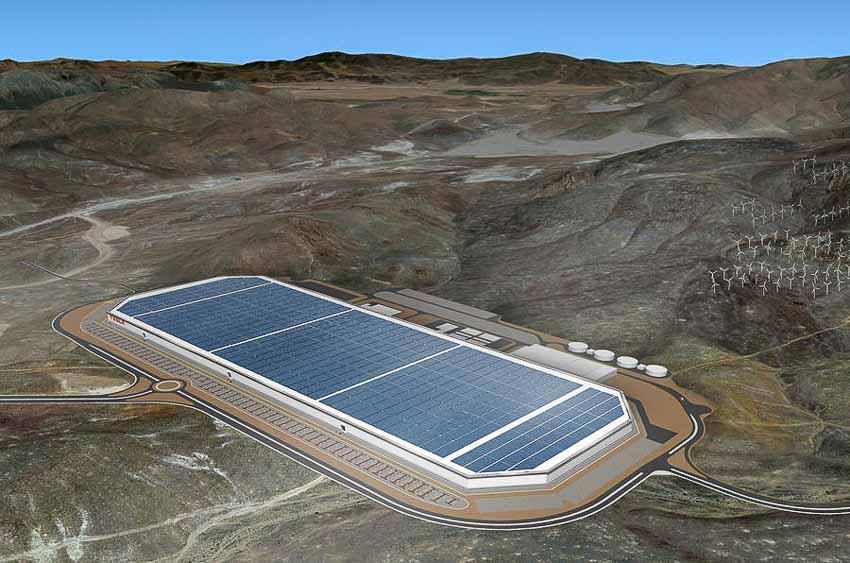 Tesla xây dựng nhà máy quy mô 500.000 xe mỗi năm, dự kiến hoạt động từ 2020