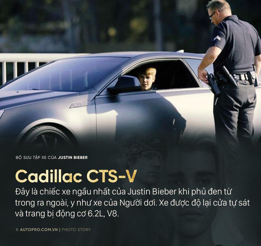 [Photo Story] Bộ sưu tập xe hơi khiến nhiều người ngưỡng mộ của Justin Bieber