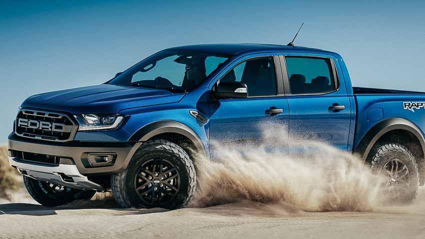 Cận cảnh quy trình sản xuất Ford Ranger Raptor tại Thái Lan