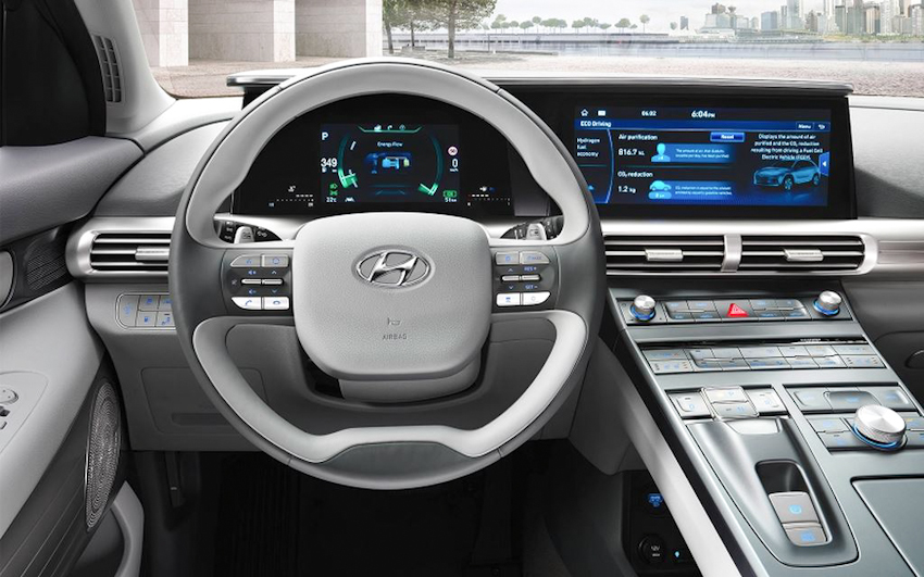 Xe tự lái Hyundai cấp độ 4 thông minh hơn với radar của Metawave