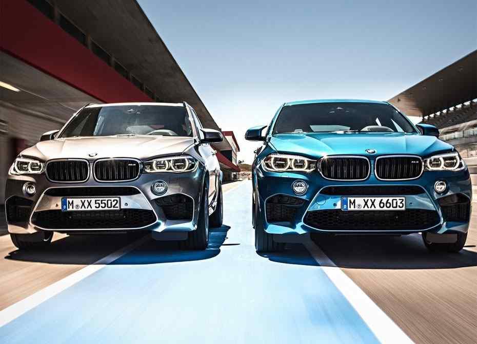 Mẫu xe mới BMW X5 và mẫu xe BMW X6 M 2018-2019 ra mắt chính thức vào cuối tháng 11 tại triển lãm ô tô hàng năm Los Angeles Auto Show.