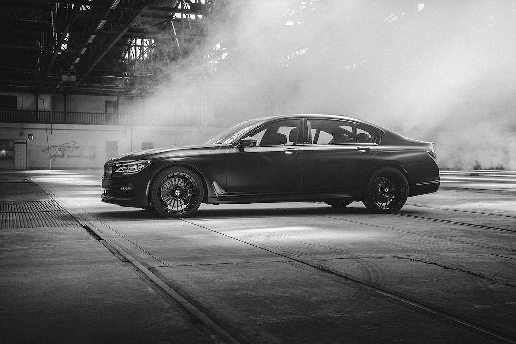 """Siêu sedan hạng sang BMW Alpina B7 """"lột xác"""" mạnh mẽ với phiên bản Exclusive"""