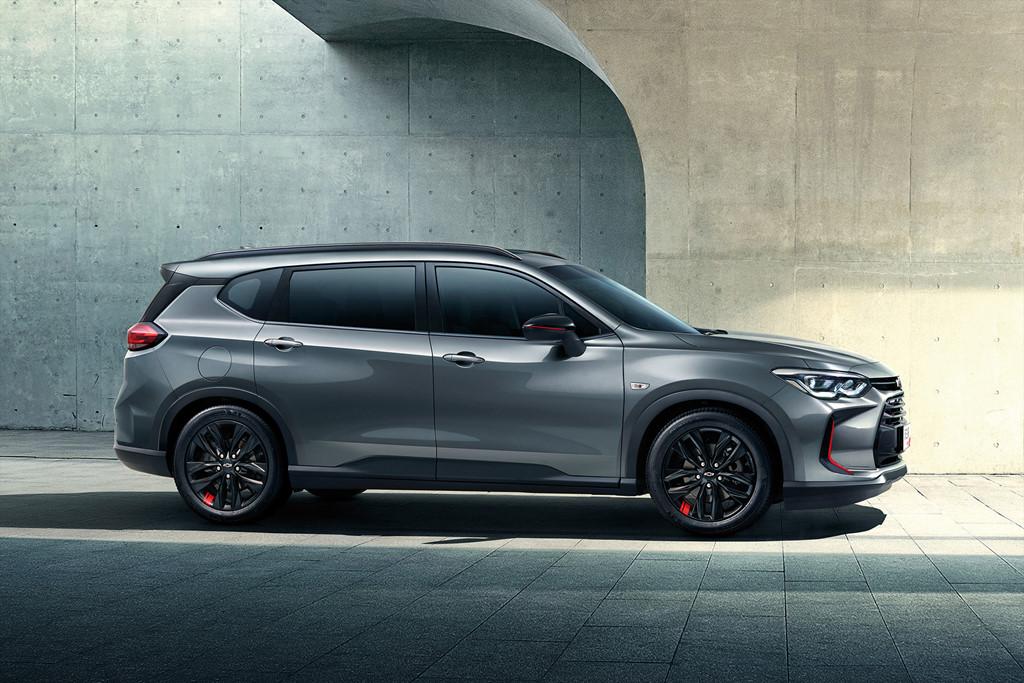 Chevrolet Orlando 2019 chính thức trình làng tại Trung Quốc