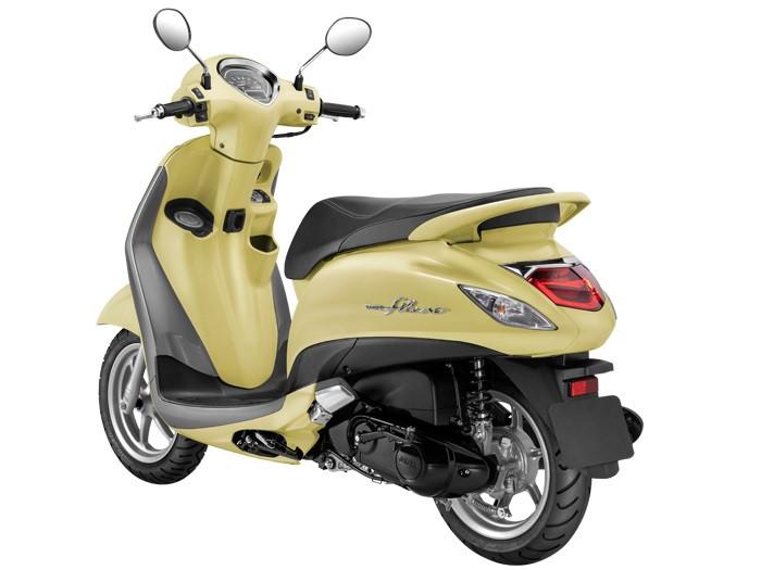 Yamaha Grande phiên bản hybrid tại Thái Lan, giá tầm 39.5 triệu đồng