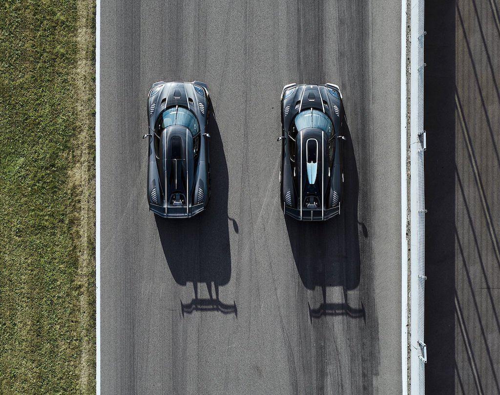 Cận cảnh 2 chiếc hypercar Koenigsegg Agera cuối cùng trên thế giới
