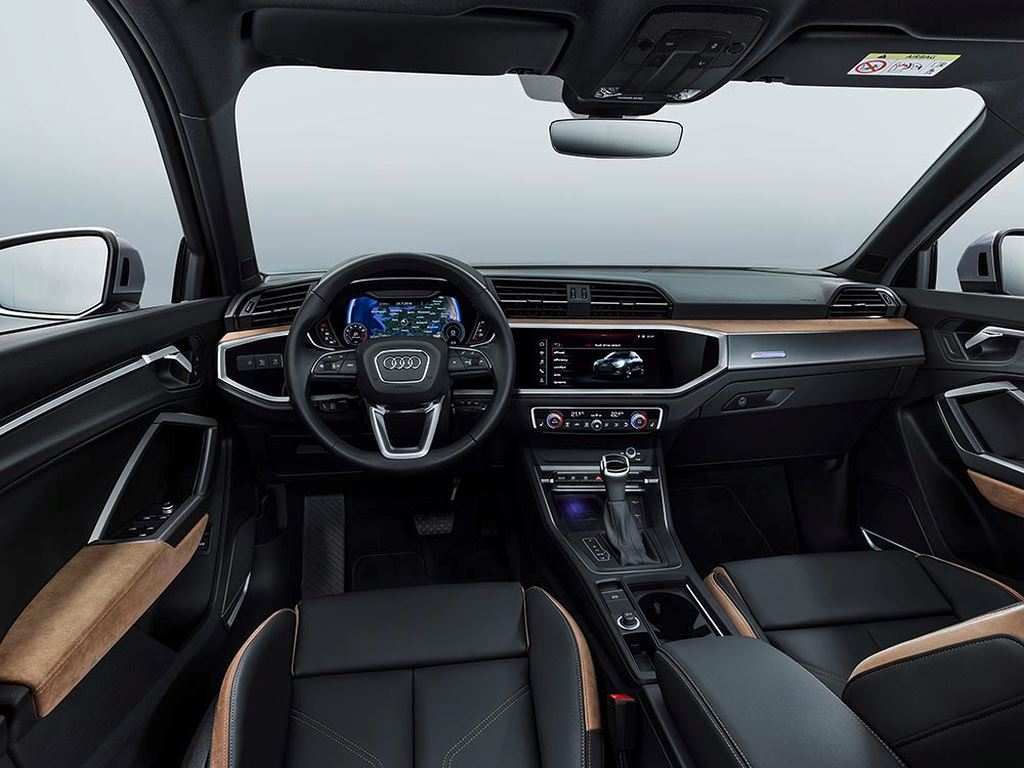 Chính thức ra mắt Audi Q3 2019 thế hệ mới, thiết kế thể thao cùng công nghệ tối tân