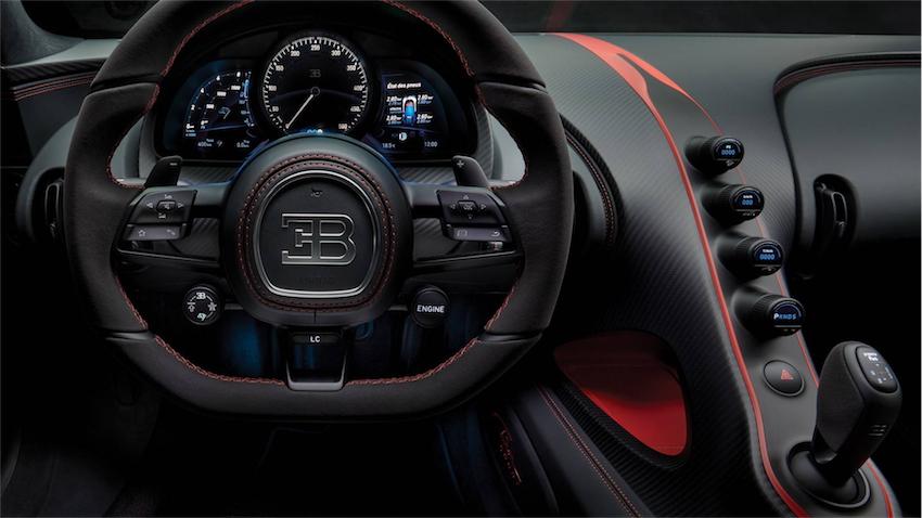 Bugatti Chiron Divo được bán với giá khoảng 6 triệu USD ?