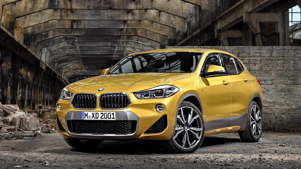 BMW X2 sẽ được nhập khẩu trong lô xe tiếp theo, lần đầu tiên được giới thiệu tới khách hàng Việt Nam